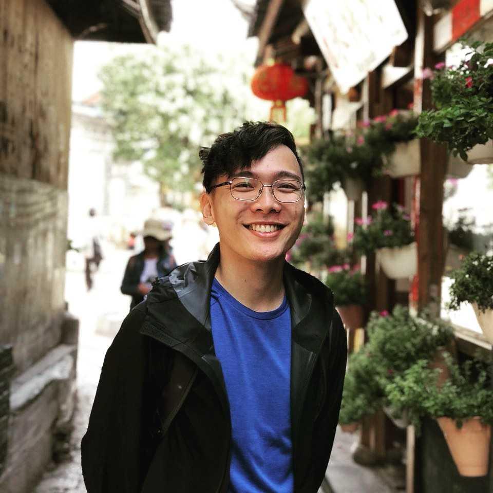 Rayson Lau