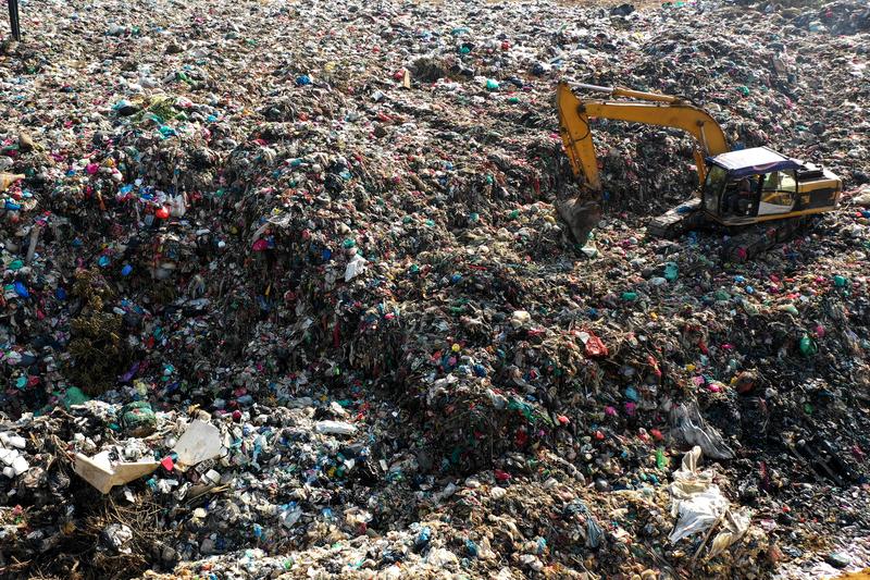 Southeast Asia's plastic waste problem